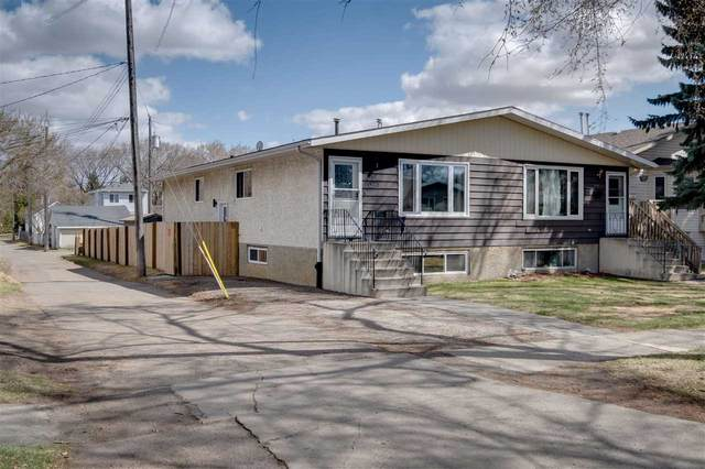 12963 117 Street, Edmonton, AB T5E 5J8 (#E4242382) :: The Foundry Real Estate Company