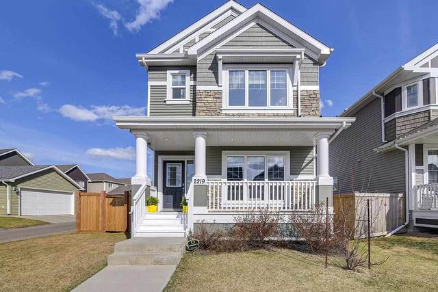 2219 78 Street, Edmonton, AB T6X 0Z2 (#E4242394) :: The Foundry Real Estate Company