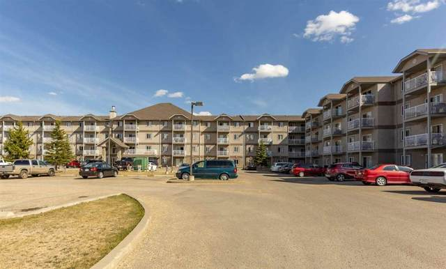 128 240 Spruce Ridge Road, Spruce Grove, AB T7X 0A1 (#E4242398) :: Initia Real Estate