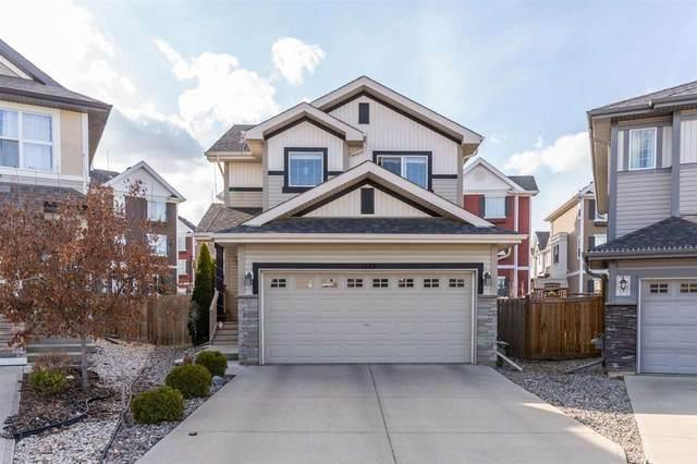 2569 Cole Crescent, Edmonton, AB T6W 2A3 (#E4242409) :: Initia Real Estate