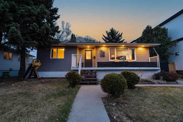 9607 85 Street, Edmonton, AB T6C 3E3 (#E4242417) :: Initia Real Estate