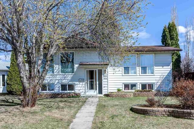 1357 39 Street, Edmonton, AB T6L 2M6 (#E4242425) :: Initia Real Estate