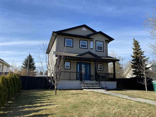 4939 52 Avenue, Bon Accord, AB T0A 0K0 (#E4242433) :: Initia Real Estate