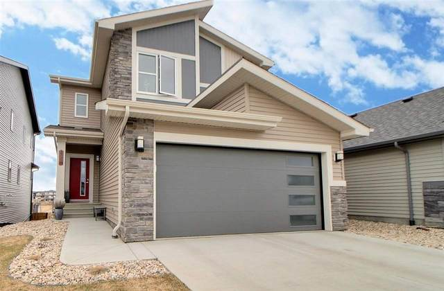 2720 Collins Crescent, Edmonton, AB T6W 3X4 (#E4242439) :: Initia Real Estate