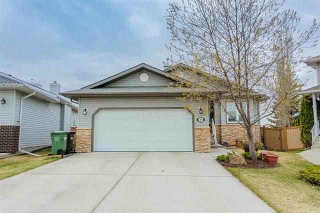 39 Wilkinson Place, Leduc, AB T9E 8N1 (#E4242445) :: Initia Real Estate