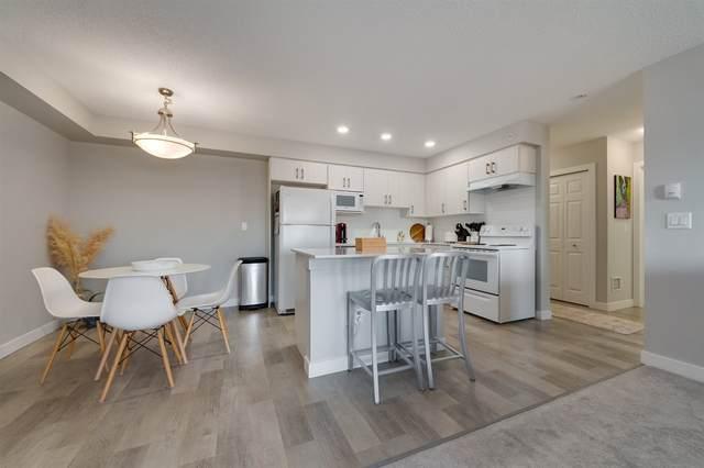 421 11511 27 Avenue, Edmonton, AB T6J 7J8 (#E4242454) :: Initia Real Estate