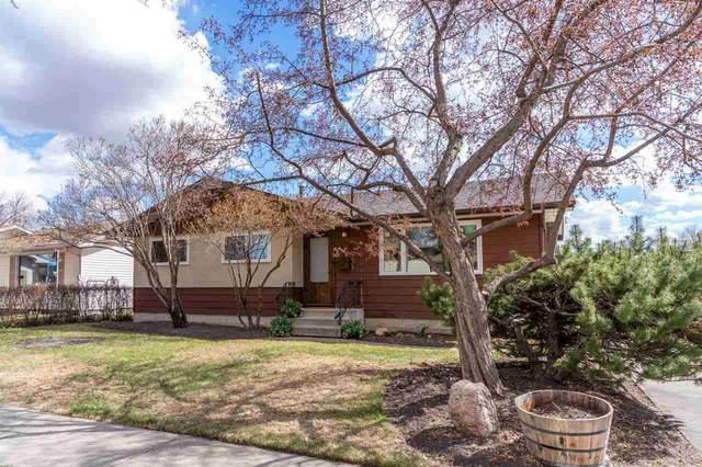 6111 152A Avenue, Edmonton, AB T5A 1X9 (#E4242455) :: Initia Real Estate
