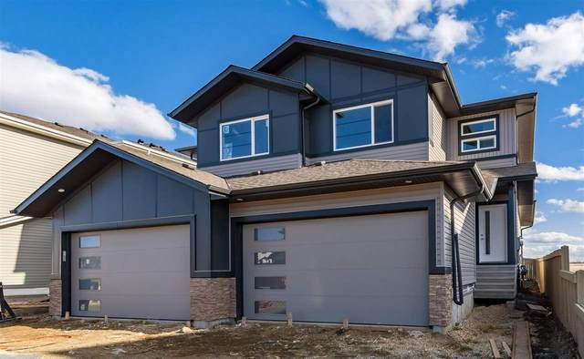 69 Springbrook Wynd, Spruce Grove, AB T7X 0X9 (#E4242457) :: Initia Real Estate