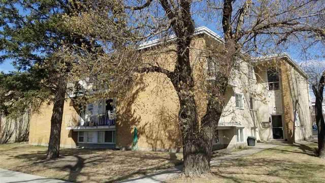 204 11831 106 Street, Edmonton, AB T5G 2R2 (#E4242462) :: Initia Real Estate