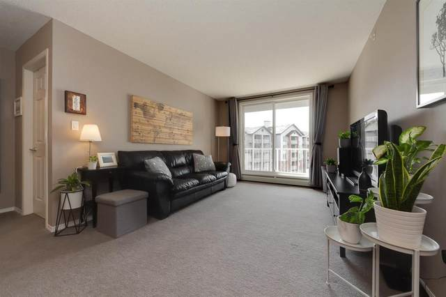406 42 Summerwood Boulevard, Sherwood Park, AB T8H 0C3 (#E4242464) :: Initia Real Estate
