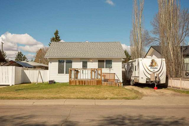 9404 151 Street, Edmonton, AB T5R 1K3 (#E4242469) :: Initia Real Estate