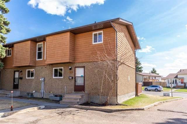 #1 3812 20 Avenue, Edmonton, AB T6L 4B2 (#E4242475) :: Initia Real Estate