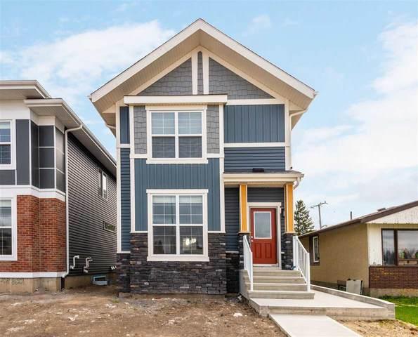 8715 149 Street, Edmonton, AB T5Y 0C9 (#E4242478) :: Initia Real Estate