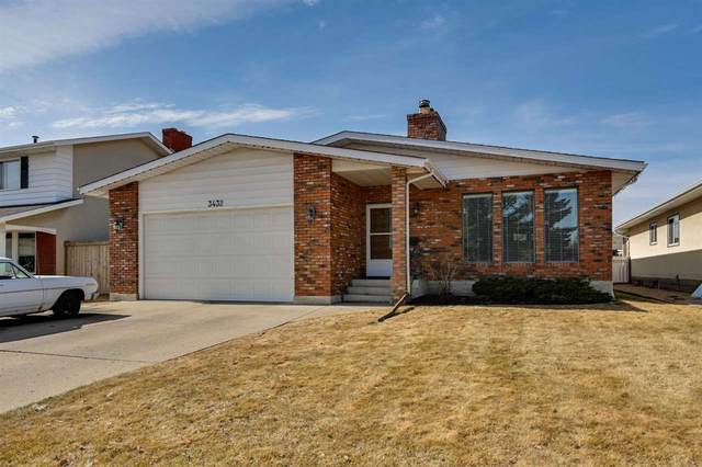 3432 82 Street, Edmonton, AB T6K 0G8 (#E4242480) :: Initia Real Estate