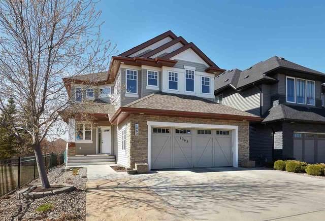 1063 Armitage Crescent, Edmonton, AB T6W 0K3 (#E4242487) :: Initia Real Estate