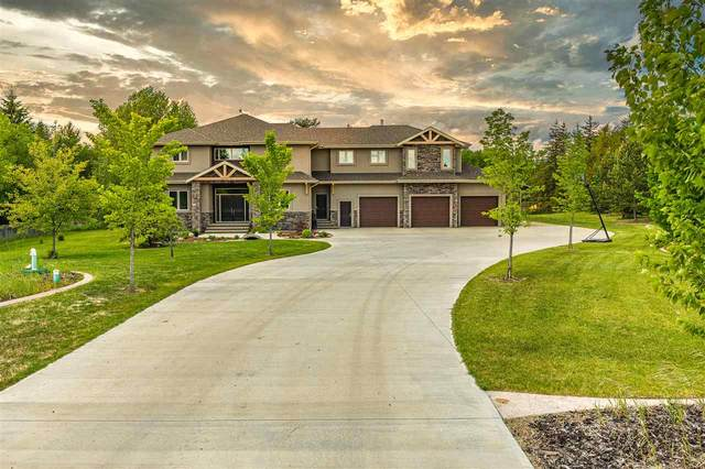 135 27019 TWP RD 514, Rural Parkland County, AB T7Y 1G6 (#E4242488) :: Initia Real Estate