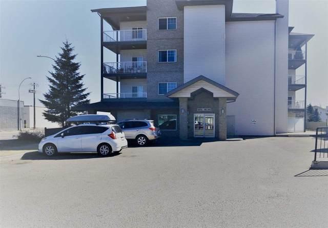 411 16715 100 Avenue, Edmonton, AB T5P 4Z5 (#E4242490) :: Initia Real Estate