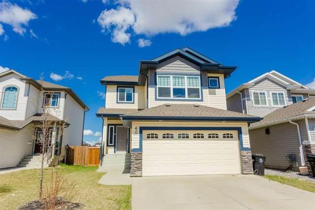 60 Selkirk Place, Leduc, AB T9E 0L4 (#E4242494) :: Initia Real Estate