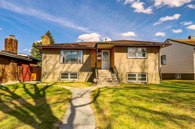 9727 75A Street, Edmonton, AB T6C 2J2 (#E4242502) :: Initia Real Estate