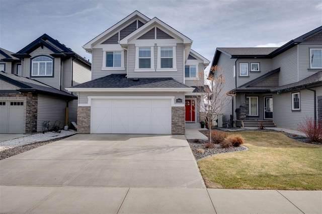 15843 11 Avenue, Edmonton, AB T6W 2H3 (#E4242508) :: Initia Real Estate