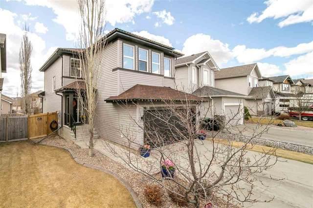 221 Henderson Link, Spruce Grove, AB T7X 0C5 (#E4242511) :: Initia Real Estate