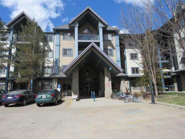 105 2903 Rabbit_Hill Road, Edmonton, AB T6R 3A3 (#E4242515) :: Initia Real Estate