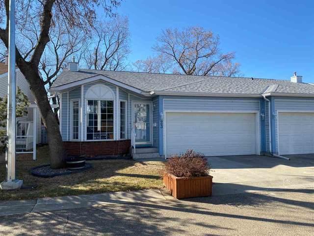 23 35 Grandin Road, St. Albert, AB T8N 3B7 (#E4242521) :: Initia Real Estate