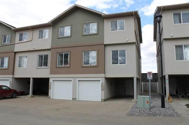 140 104 West Haven Drive, Leduc, AB T9E 0N9 (#E4242523) :: Initia Real Estate