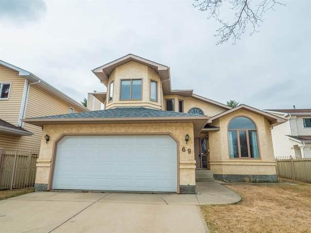 69 Ormsby Road, Edmonton, AB T5T 5V2 (#E4242557) :: Initia Real Estate