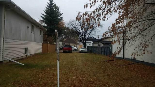 12713 119 ST NW, Edmonton, AB T5E 5M2 (#E4242565) :: Initia Real Estate