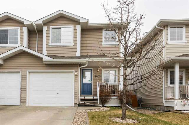 2803 23 Street, Edmonton, AB T6T 0A5 (#E4242566) :: The Foundry Real Estate Company