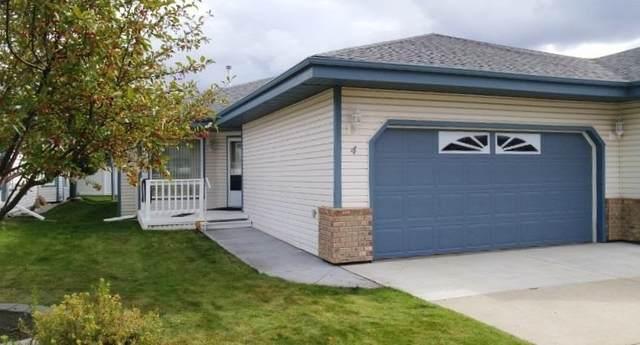 4 17418 98A Avenue, Edmonton, AB T5T 6G2 (#E4242589) :: Initia Real Estate