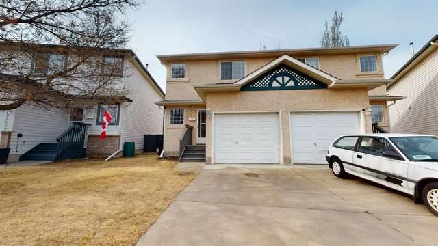26 300 Hooper Crescent, Edmonton, AB T5A 5B3 (#E4242595) :: Initia Real Estate
