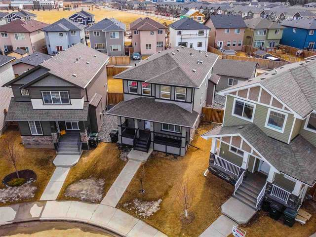 85 Hudson Cove, Spruce Grove, AB T7X 0R8 (#E4242598) :: Initia Real Estate