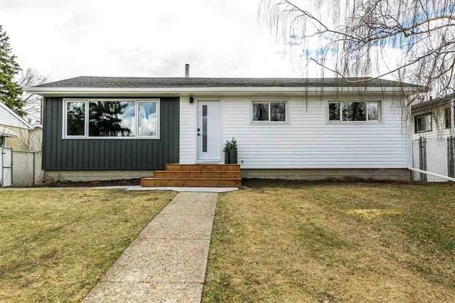 11007 160 Street, Edmonton, AB T5P 3G5 (#E4242599) :: Initia Real Estate