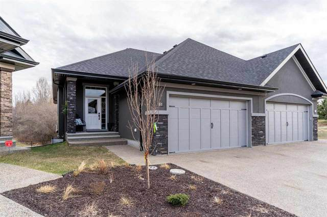 11 20425 93 Avenue, Edmonton, AB T5T 7C7 (#E4242603) :: Initia Real Estate