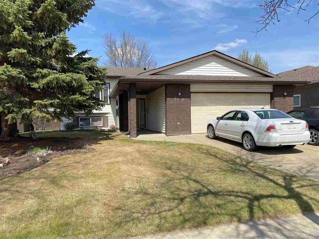 109 Langholm Drive, St. Albert, AB T8N 4M5 (#E4242605) :: Initia Real Estate