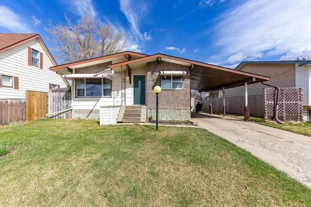 4415 47 Street, Wetaskiwin, AB T9A 1C2 (#E4242613) :: Initia Real Estate