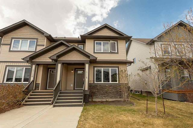 17118 120 Street, Edmonton, AB T5X 0H5 (#E4242628) :: Initia Real Estate