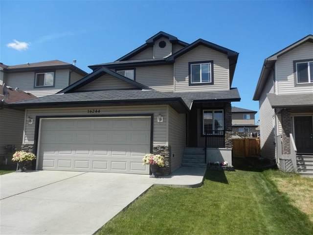 16244 54B Street, Edmonton, AB T5Y 0E8 (#E4242631) :: Initia Real Estate