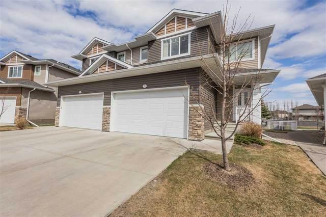 50 18230 104A Street, Edmonton, AB T5X 0G9 (#E4242641) :: Initia Real Estate