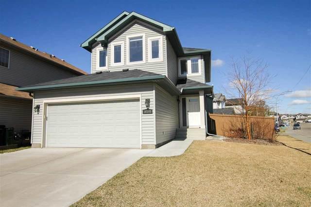 16508 37 Street, Edmonton, AB T5Y 0N8 (#E4242651) :: Initia Real Estate