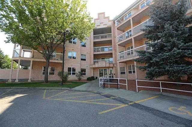 #203 17511 98A Avenue, Edmonton, AB T5Y 6A2 (#E4242657) :: Initia Real Estate