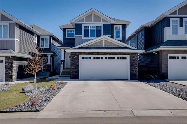 3868 Robins Crescent, Edmonton, AB T5S 0K9 (#E4242663) :: Initia Real Estate
