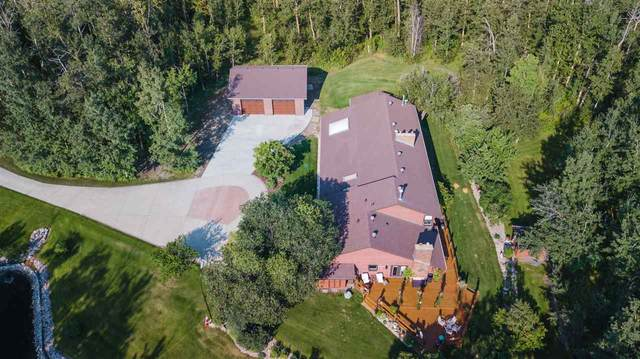 182 Glenwood Park Estates, Rural Strathcona County, AB T8B 1K7 (#E4242674) :: The Good Real Estate Company