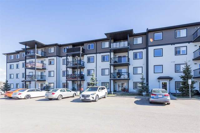 455 1196 Hyndman Road, Edmonton, AB T5A 0X8 (#E4242682) :: Initia Real Estate