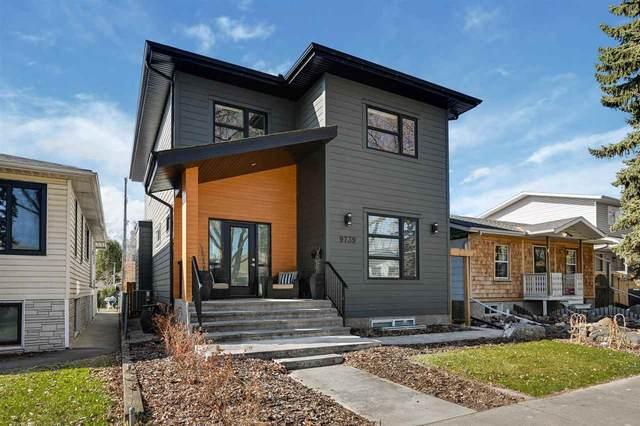 9739 81 Avenue, Edmonton, AB T6E 1W1 (#E4242683) :: Initia Real Estate