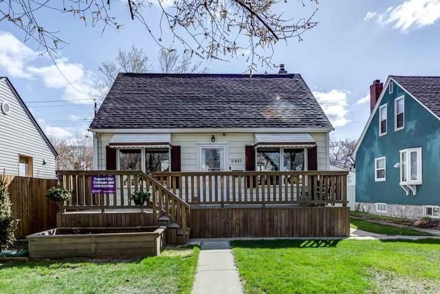 11437 91 Street, Edmonton, AB T5B 4A6 (#E4242686) :: Initia Real Estate