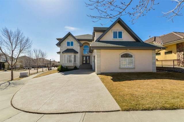 1197 Hollands Way, Edmonton, AB T6R 3S9 (#E4242698) :: Initia Real Estate