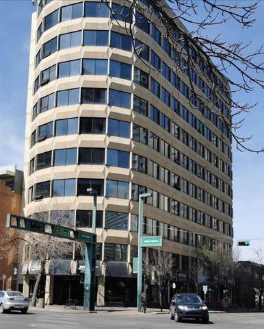 10108 105 ST NW, Edmonton, AB T5J 5E7 (#E4242699) :: The Good Real Estate Company